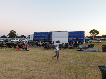 The outdoor cinema narracorrte