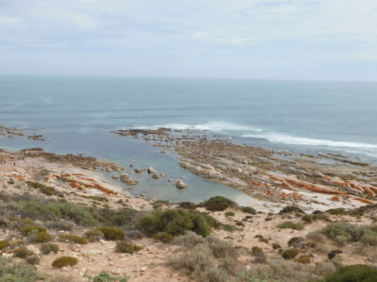 The Granites south of Streaky Bay