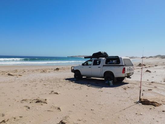 Blowholes beach 2