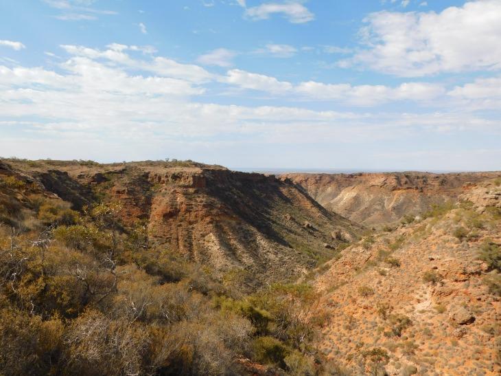 Cape Range gorges 2