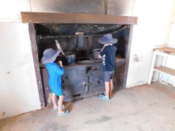 Denham peron shearers kitchen