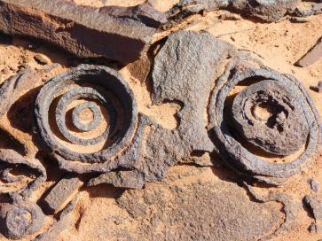 Kennedy Range natural rock circles