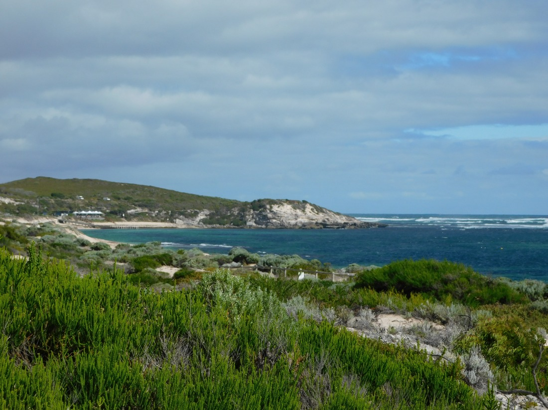 Prevelley Beach at the mouth of Margaret River