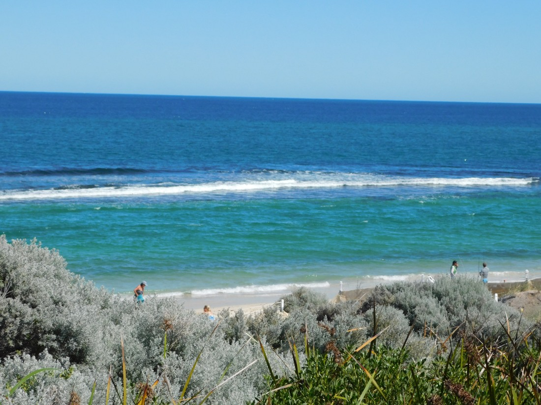 Yanchep lagoon and reef