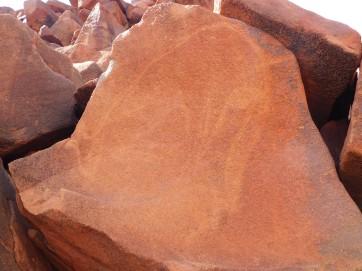 Burrup rock stencil2