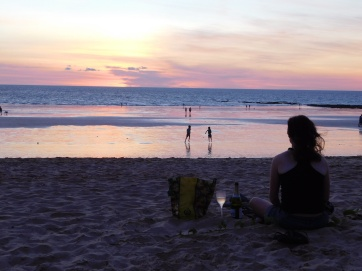 Cable beach sundowners