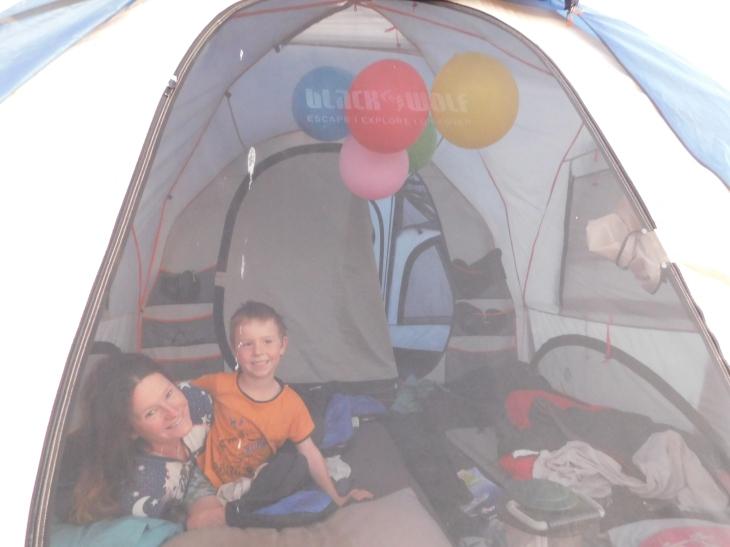 GRR cams birthday balloons