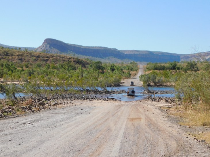GRR Pentecost river crossing