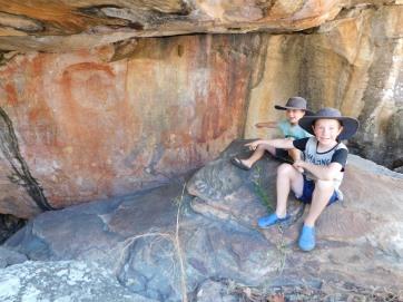 GRR rock art cave