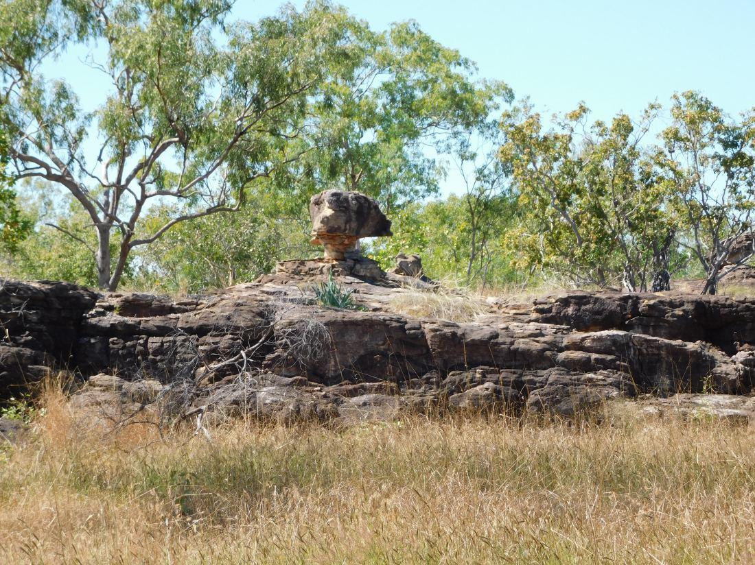 GRR rock outcrop