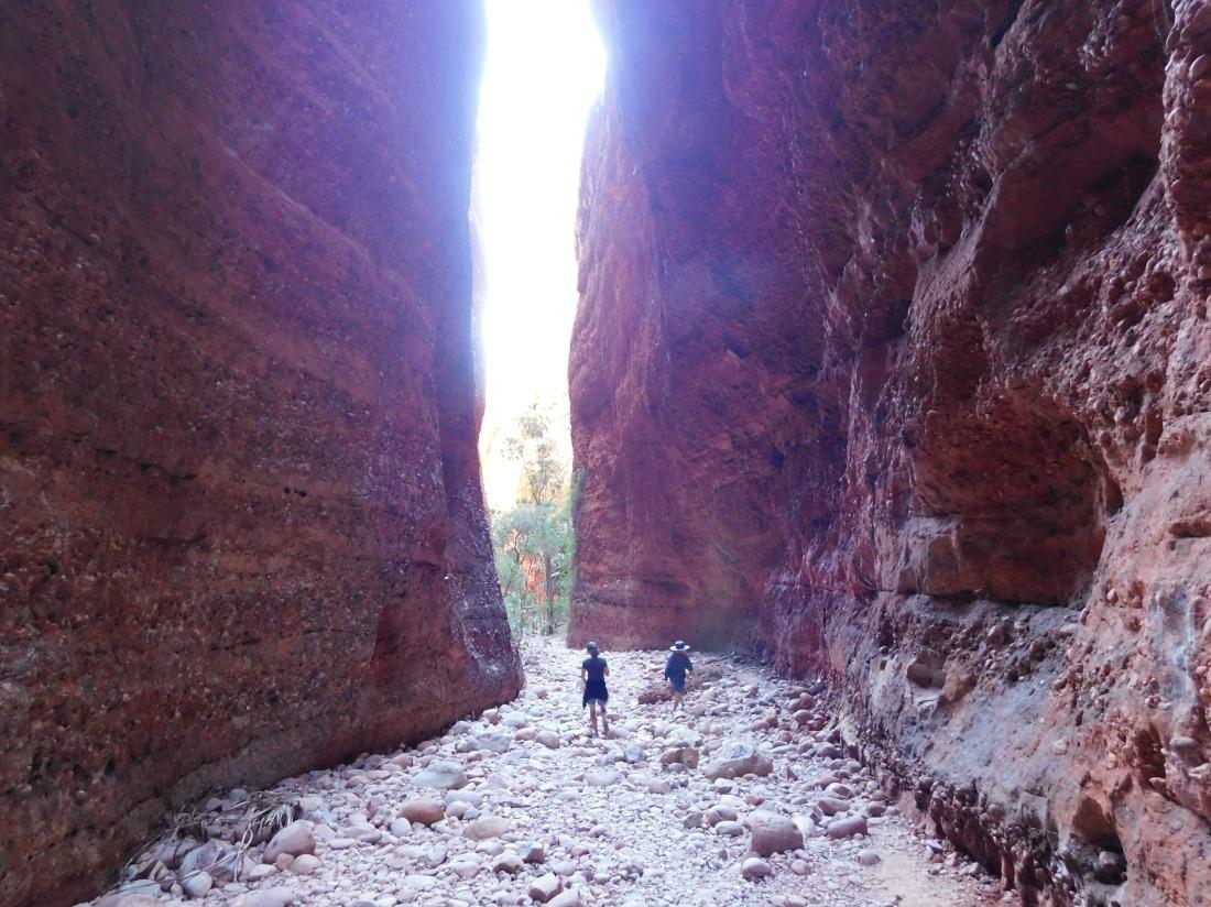Bungles Echidna Gorge 3