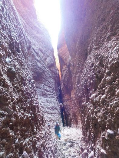 Bungles Echidna Gorge
