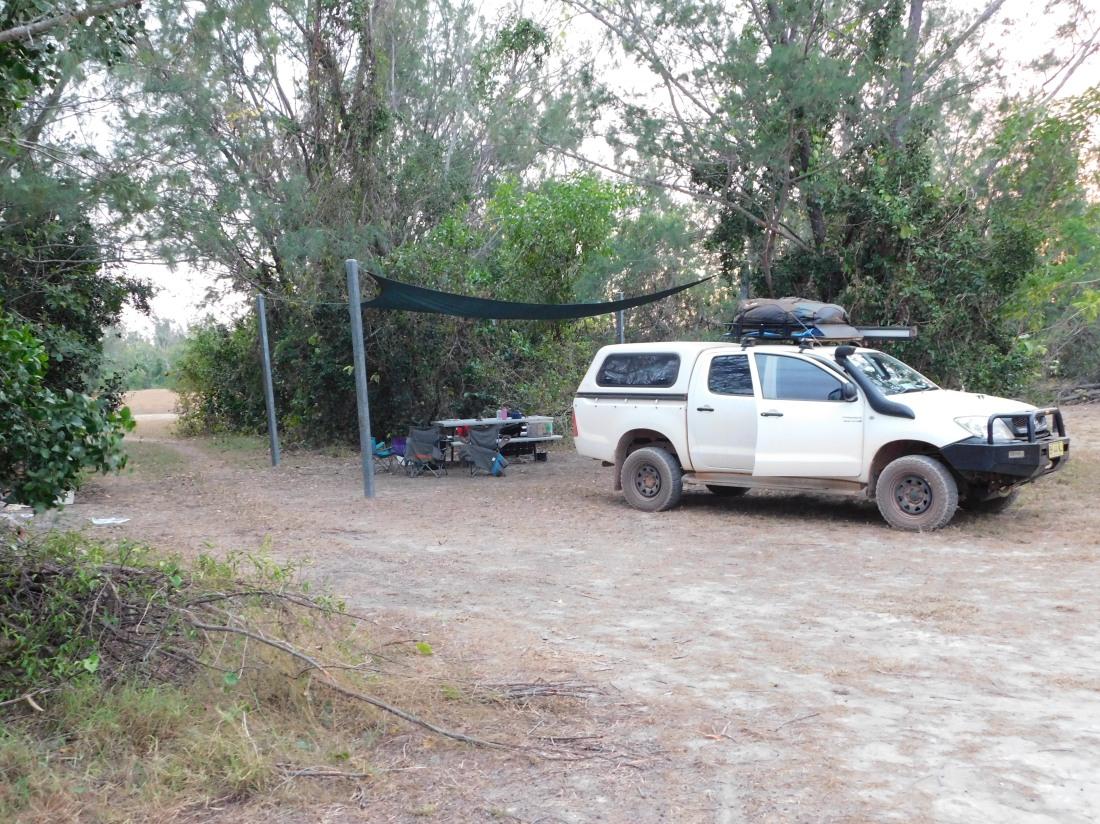 Couburg Peninsular Camp