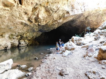 GRR tunnel creek opening halfway