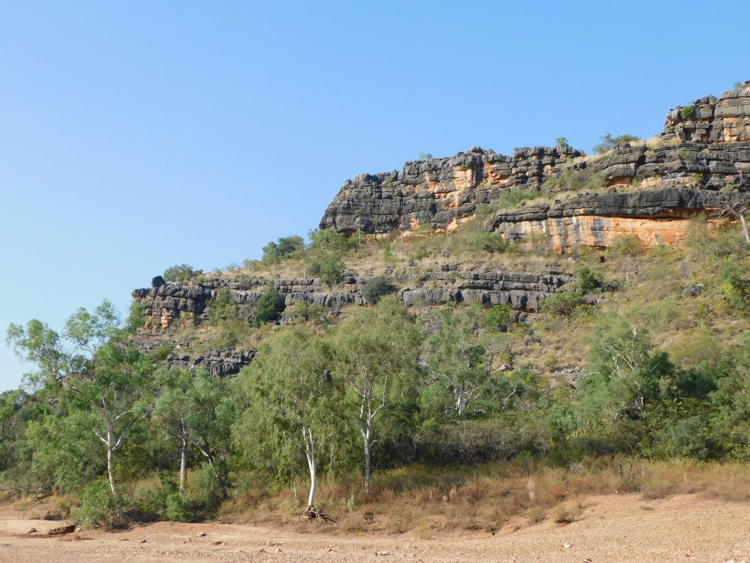 GRR Windjana gorge cliffs
