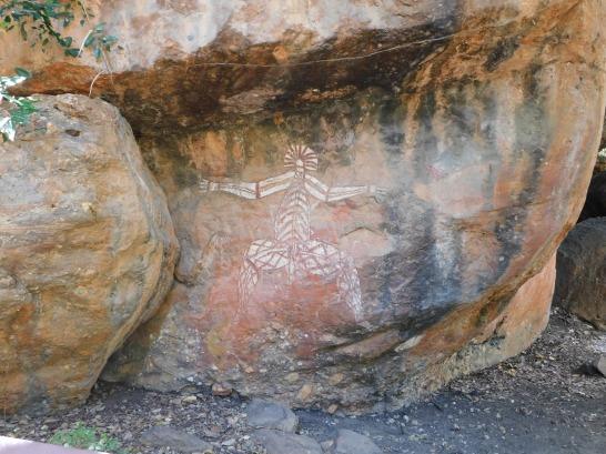 Kakadu Aboriginal Rock Art Nourlangi