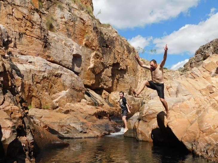 Kakadu Barramundi Gorge (3)