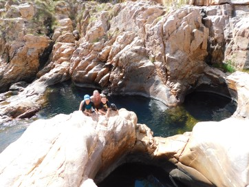Kakadu Barramundi Gorge amazing swimming holes