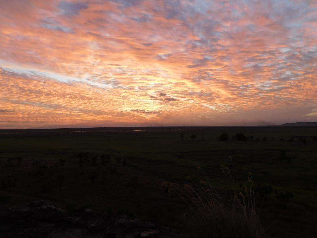 Kakadu Ubir Sunset (3)
