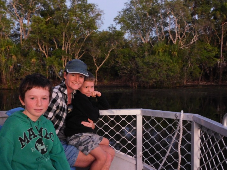 Kakadu Yellow Water Sunrise Cruise