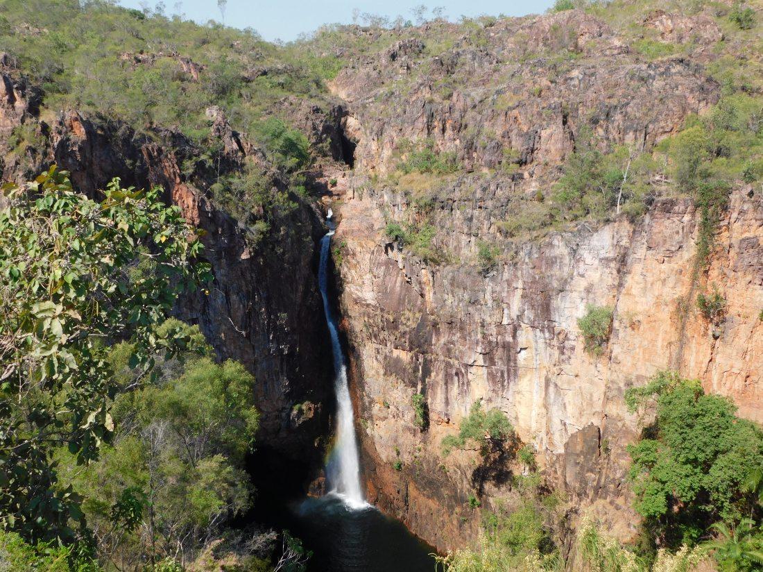 Litchfield Tolmer Waterfall