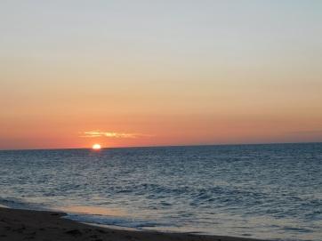 Coburg Beach Sunset