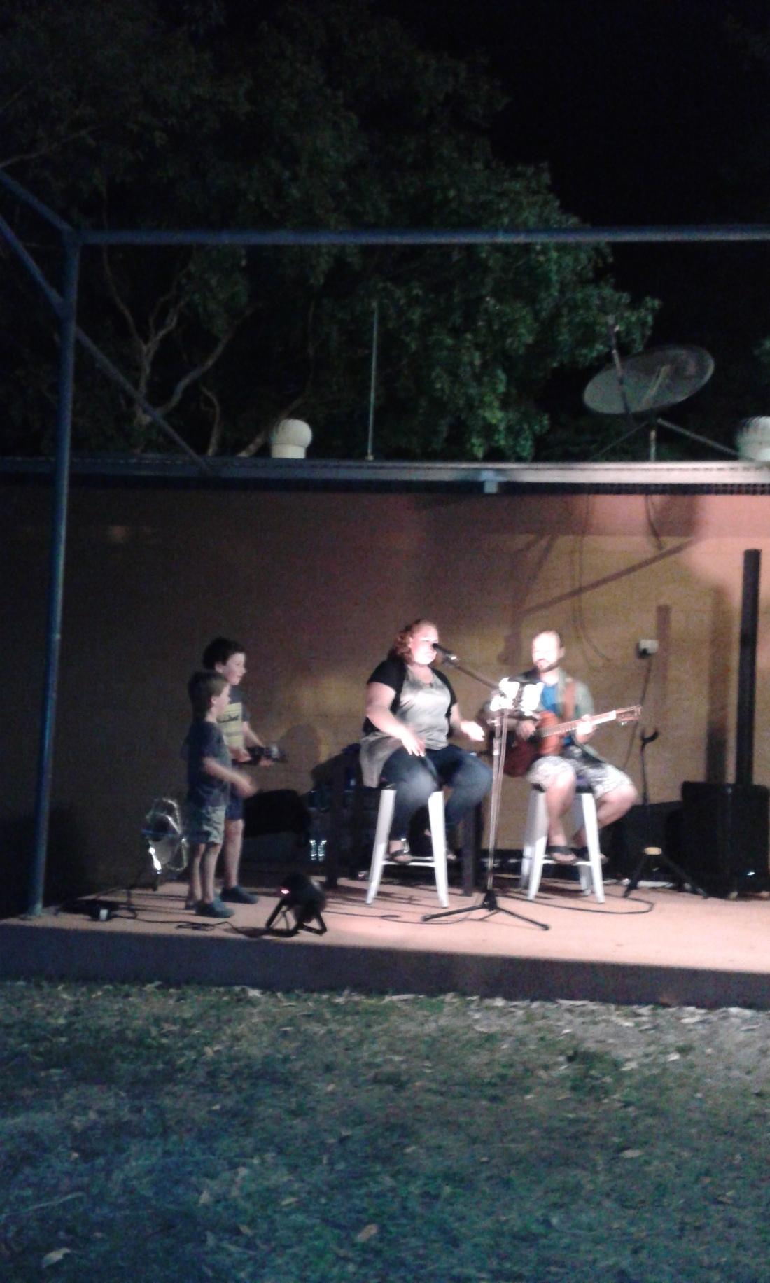 Katherine Gorge music