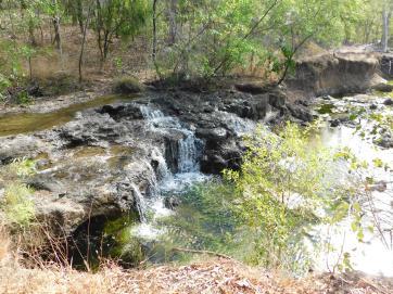 Mataranka Falls (2)