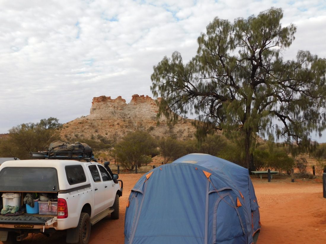 Chambers Pillar Camp (2)