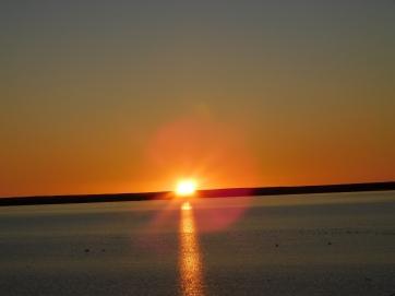 Coongie Lake- sunset (5)