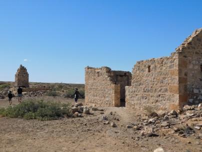 Dalhalsie- homestead ruins