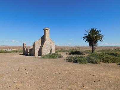 Dalhalsie-homestead ruins