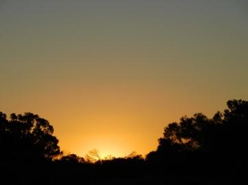 Dalhalsie-Sunset