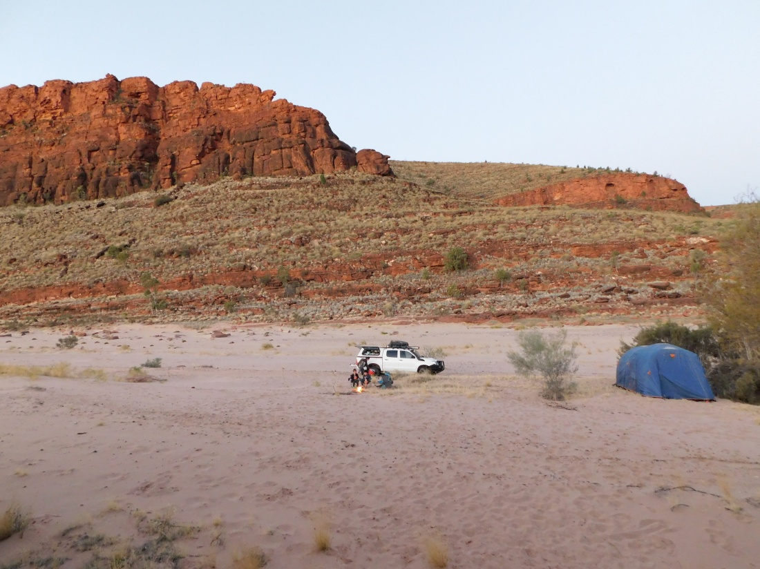 Finke River Camp- near Palm Valley (3)
