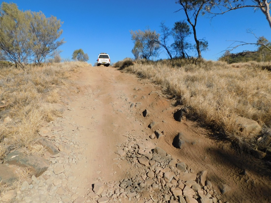 Hugh River 4WD