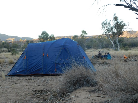 Hugh River Camp (2)