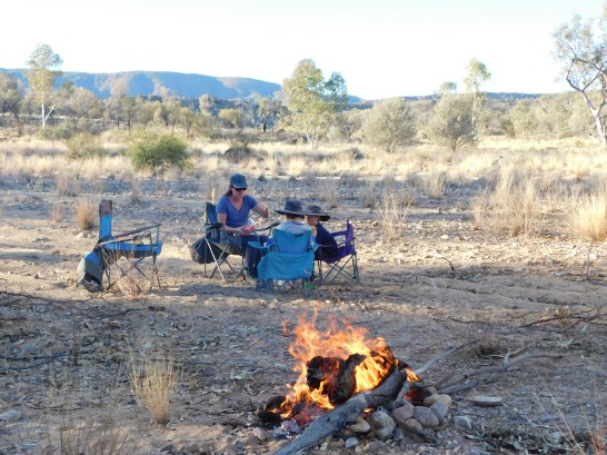 Hugh River Camp