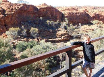 Kings Canyon Rim walk (13)