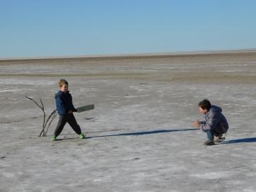 Lake Eyre- Cricket (6)