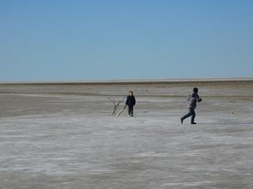 Lake Eyre- Cricket