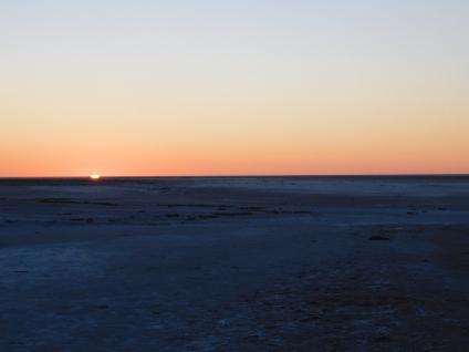 Lake Eyre Sunset (12)