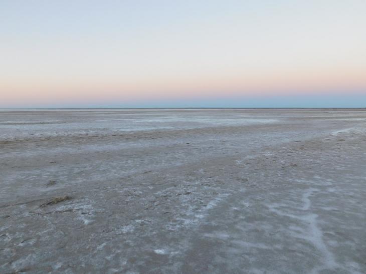 Lake Eyre Sunset (9)