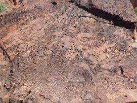 N'dahla Gorge Petrogliphs (2)