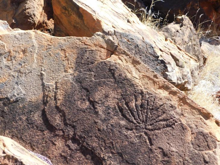 N'dahla Gorge Petrogliphs (6)
