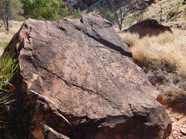 N'dahla Gorge Petrogliphs
