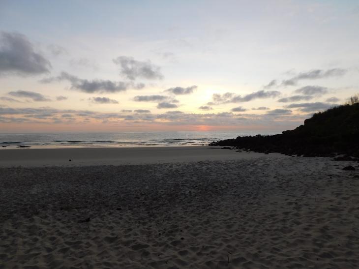 Nhlunbuy sunset