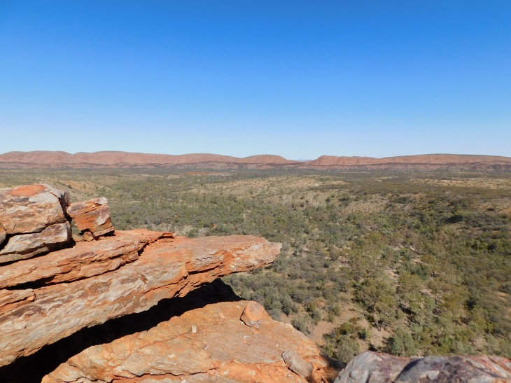 Serpentine Gorge- Lookout (2)