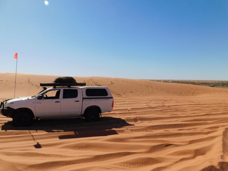 Simpson Desert- Big Red (6)