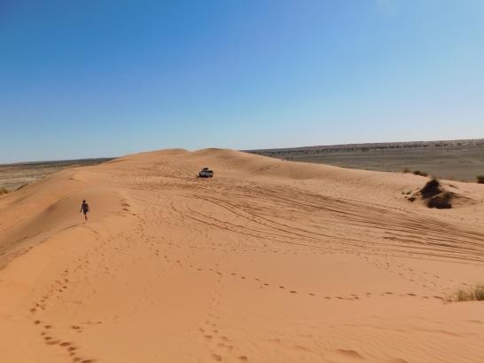 Simpson Desert- Big Red