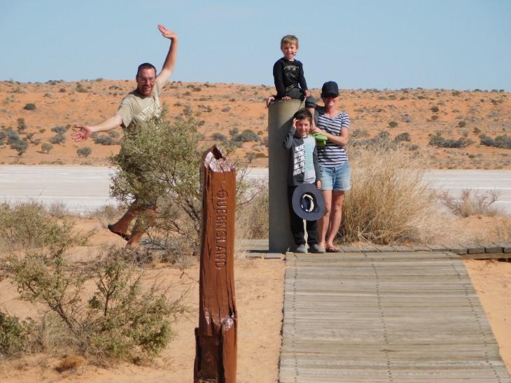 Simpson Desert-Poppel Corner